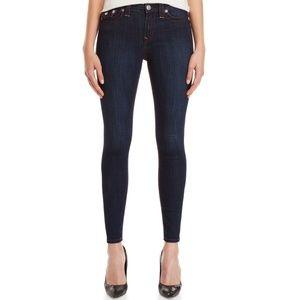 True Religion Super Skinny High-Waisted Jeans NWT